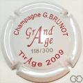 Champagne capsule 1.f Grand Age 2009