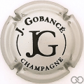 Champagne capsule 10.f Fond gris