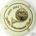 Champagne capsule  Rallye Puisaye 1962-2012