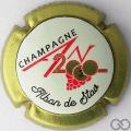 Champagne capsule 1112.e An 2020, jérobaom, contour or