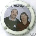 Champagne capsule 4.d Portrait, Philippe