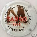 Champagne capsule 15 Cuvée Tango 2014