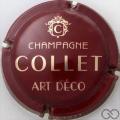 Champagne capsule 5.e Jéroboam, Art Déco