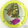 Champagne capsule 4 1/5 Papillon