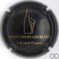 Champagne capsule 1.d Noir et or