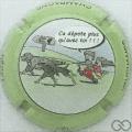 Champagne capsule 30.c 4/6 Bredene