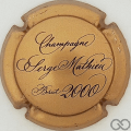 Champagne capsule 13 Cuvée An 2000
