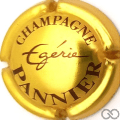 Champagne capsule 2 Or et marron