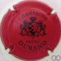 Champagne capsule 9.a Rouge et noir