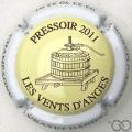 Champagne capsule 7 Cuvée Les Vents d'Anges