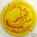 Champagne capsule 6 Cuvée des Mille pattes