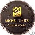 Champagne capsule 12.a Noir et or
