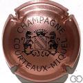 Champagne capsule 1.e Rosé et noir
