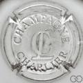 Champagne capsule 13 Estampée métal
