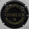 Champagne capsule 12.b Noir et or