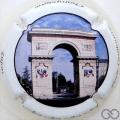 Champagne capsule 2 Porte Guillaume de Dijon