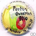Champagne capsule A5 PALM, Portes Ouvertes 2010