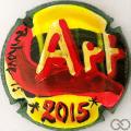Champagne capsule  Art 2015 PALM