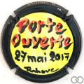 Champagne capsule A5.h PALM, porte ouverte 2017