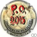 Champagne capsule A5.g PALM, porte Ouverte 2015