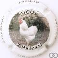 Champagne capsule 29 Picou, mai 2013