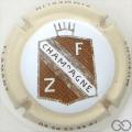 Champagne capsule 13 Contour crème