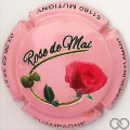 Champagne capsule 31 Cuvée Rose de mai