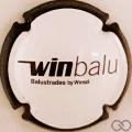 Champagne capsule A4 Winbalu