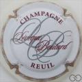 Champagne capsule 11 Contour cuivre