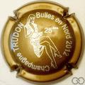 Champagne capsule A1 Bulles en Nord 2012