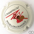 Champagne capsule 613 An 2000 n° 613, blanc