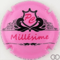 Champagne capsule 25 Rose