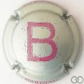 Champagne capsule 1.a Argent et violet