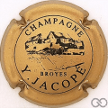 Champagne capsule 2 Or et noir
