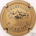 Champagne capsule 5 Bronze et noir