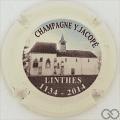 Champagne capsule 10 Eglise de Linthes 2014