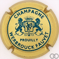 Champagne capsule 5 Or et bleu