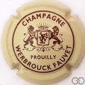 Champagne capsule 2 Crème et bordeaux