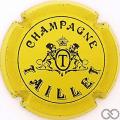 Champagne capsule 1 Jaune