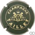 Champagne capsule 8 Vert foncé