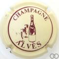 Champagne capsule 9 Crème et marron