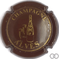 Champagne capsule 12.a Marron et or