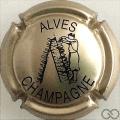 Champagne capsule 32.w Or pâle et noir