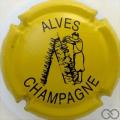 Champagne capsule 22 Jaune et noir