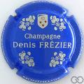 Champagne capsule 7.b Bleu pâle et crème
