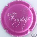 Champagne capsule  Cuvée Eugénie