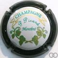 Champagne capsule 2.f Contour noir
