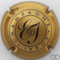 Champagne capsule 5 Or-jaune et noir