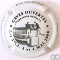 Champagne capsule A1.revolga Caves ouvertes, 2008 n° 5