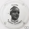 Champagne capsule A1.potpau Cuvée John Gadret